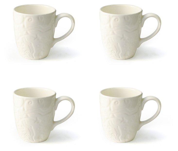 S/4 Labrinto Mugs