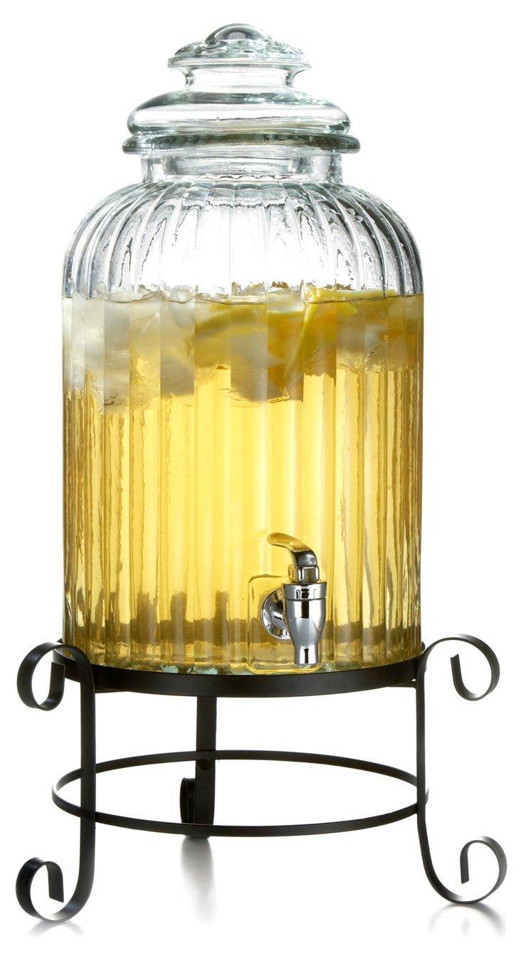 DNU Beverage Dispenser w/ Stand