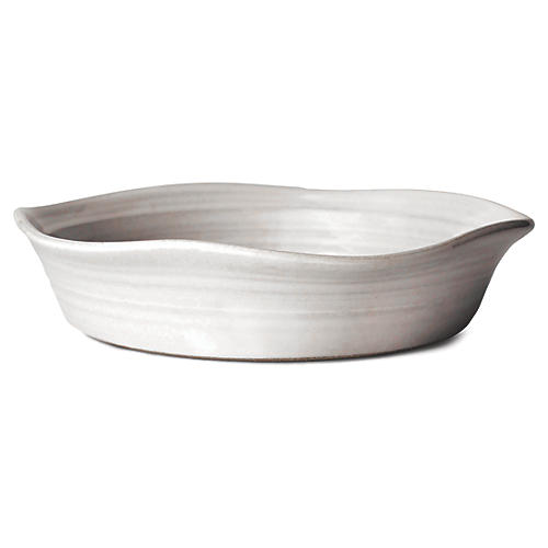 Windrow Bakeware Dish, White