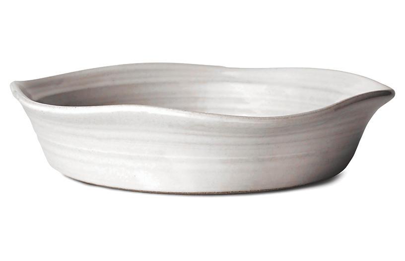 Windrow Bakeware Dish, White