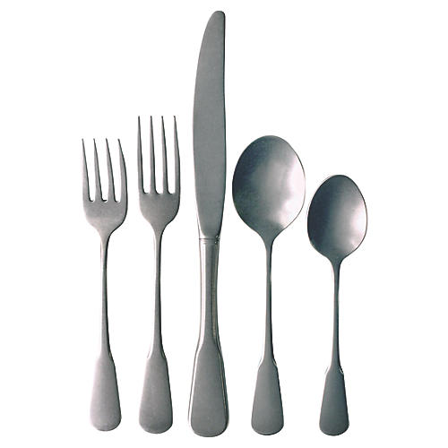 5-Pc Shelburne Place Setting, Silver