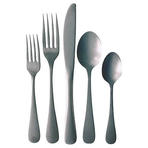 5-Pc Woodstock Place Setting, Silver