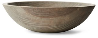 Crafted Bowl, Gray