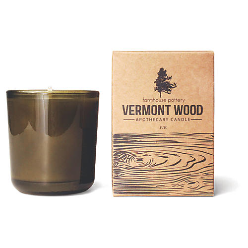 Vermont Wood Candle, Fir