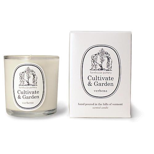 Cultivate & Garden Candle, Verbena