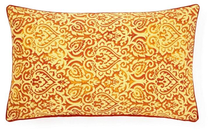 Jaipur 12x20 Outdoor Pillow, Orange