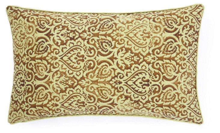Jaipur 12x20 Outdoor Pillow, Brown