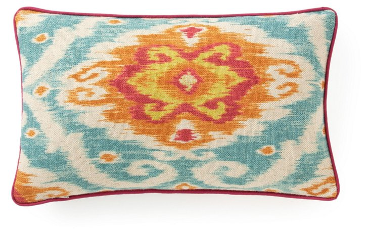 Kyllini 12x20 Cotton Pillow, Multi