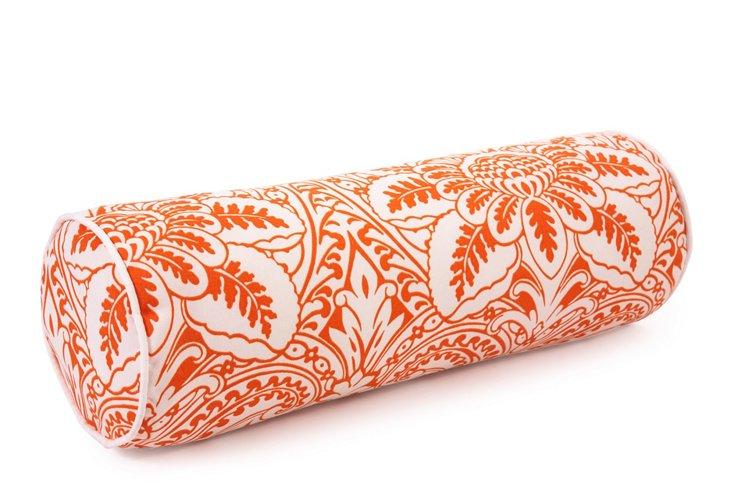 Palm Beach 7x21 Outdoor Pillow, Orange