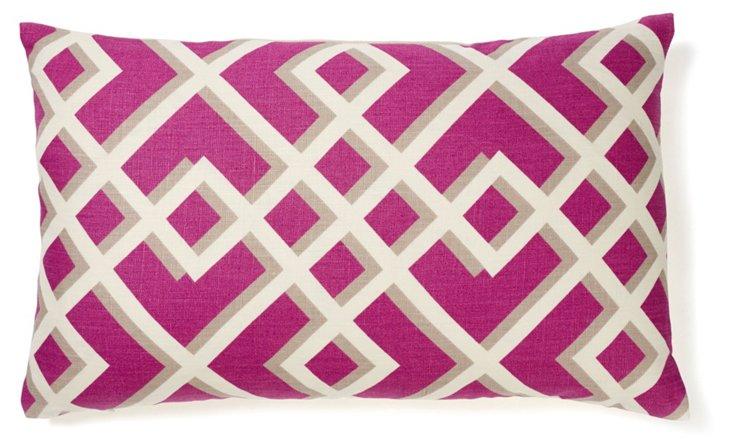 Flexi 12x20 Pillow, Purple