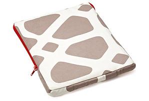 Bones iPad Case, Taupe