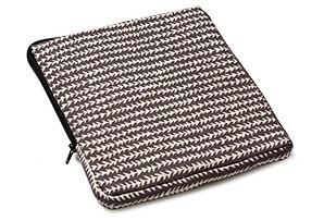 Stitch iPad Case, Black