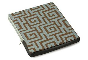 Puzzle iPad Case, Gray