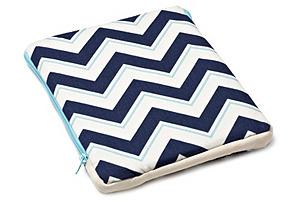 Alberta iPad Case, Blue