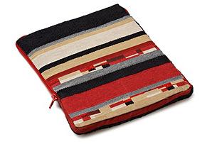 Poncho iPad Case, Red