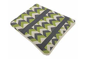 Sharp iPad Case, Green