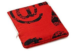 Ready iPad Case, Red
