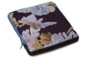 Hortencia iPad Case, Purple