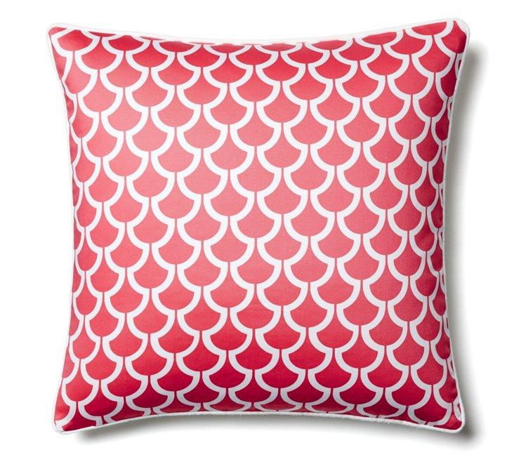 Sotas 20x20 Cotton Pillow, Pink