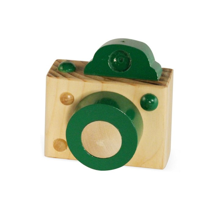 Wooden Camera, Green