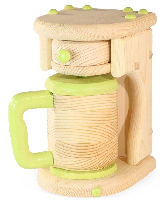 Coffeemaker, Lime