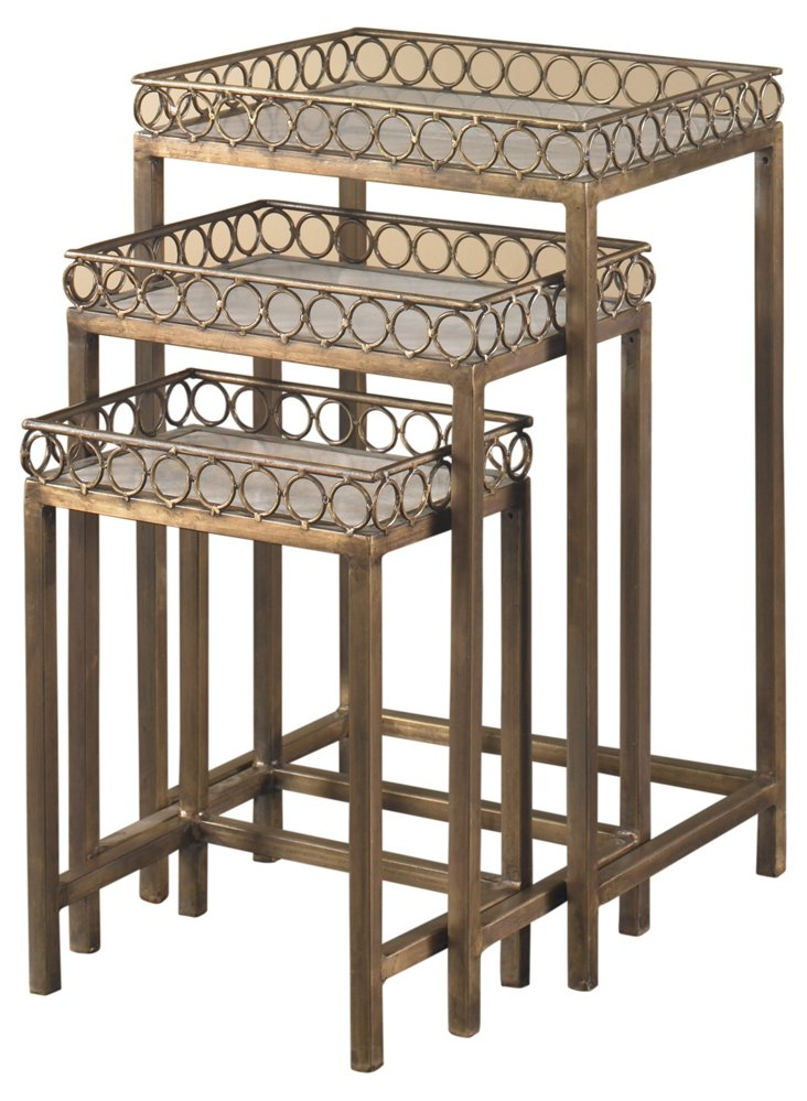 Daisy Nesting Tables