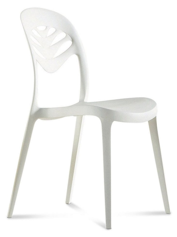 ForYou2 Chair, White