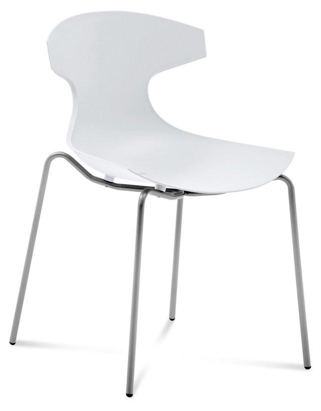 Echo Chair, White