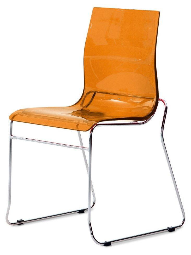 William Chair, Orange