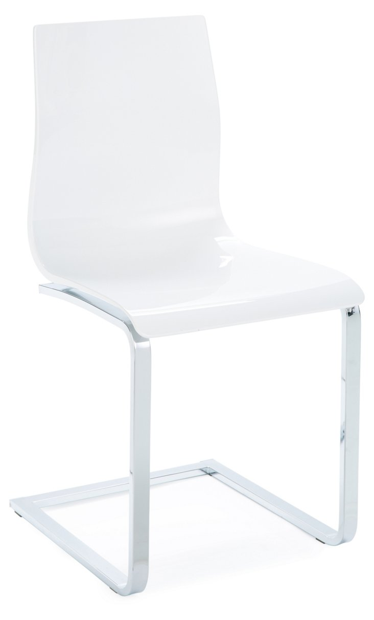Gel SL Chair, White