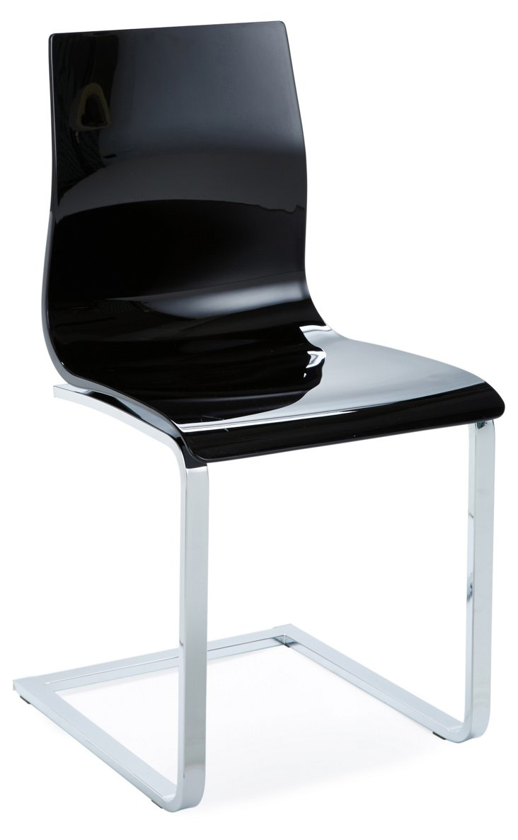 Gel SL Chair, Black