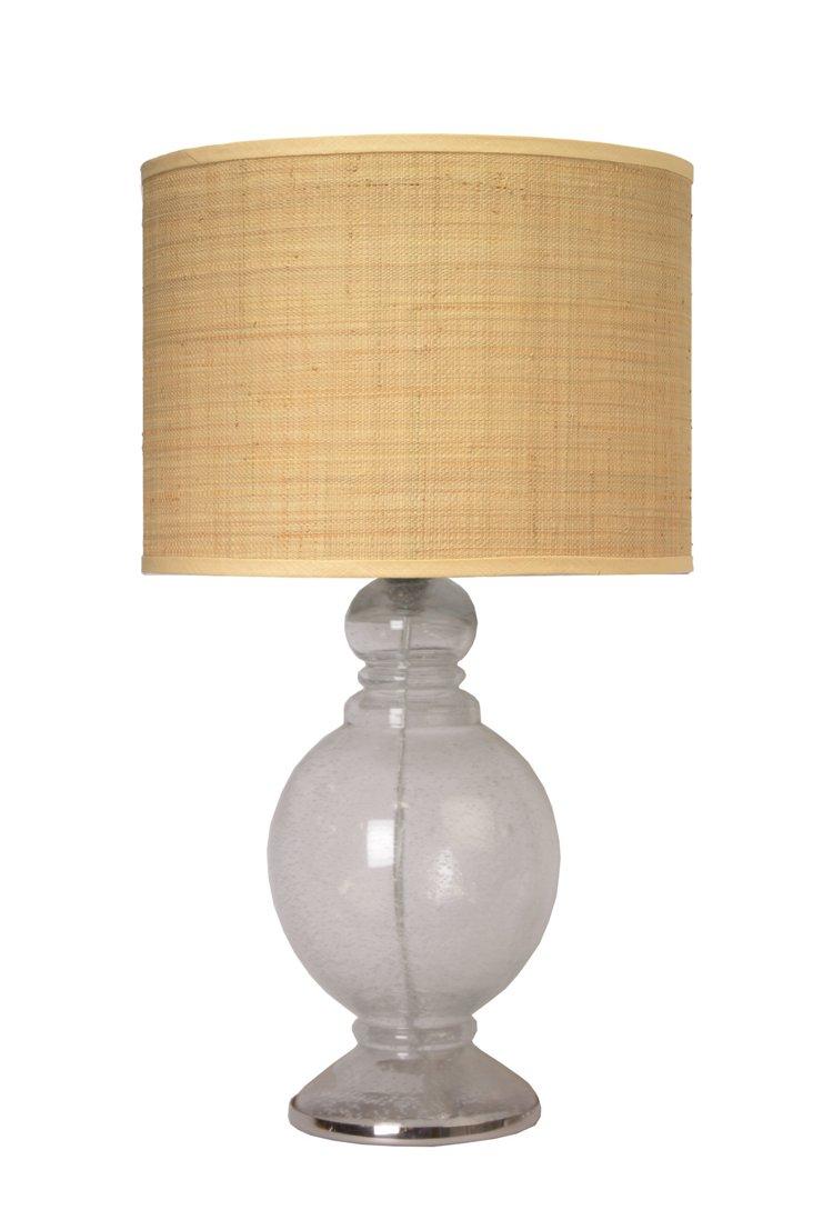 St Charles Table Lamp, Natural