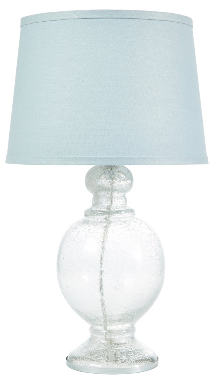 St. Charles Lamp, Clear