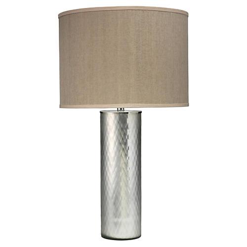 Gossamer Table Lamp, Silver