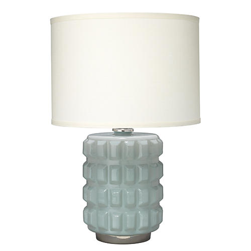 Madison Table Lamp, Mist