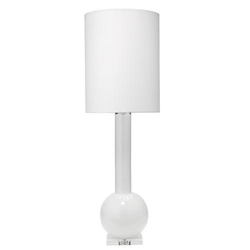 Studio Table Lamp, White