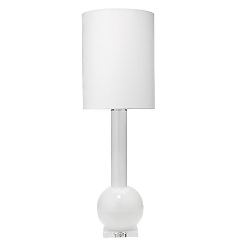 Studio Table Lamp, White