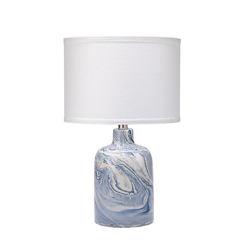 Atmosphere Table Lamp, Blue