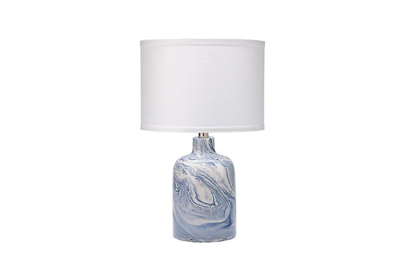 Atmosphere Table Lamp, Blue