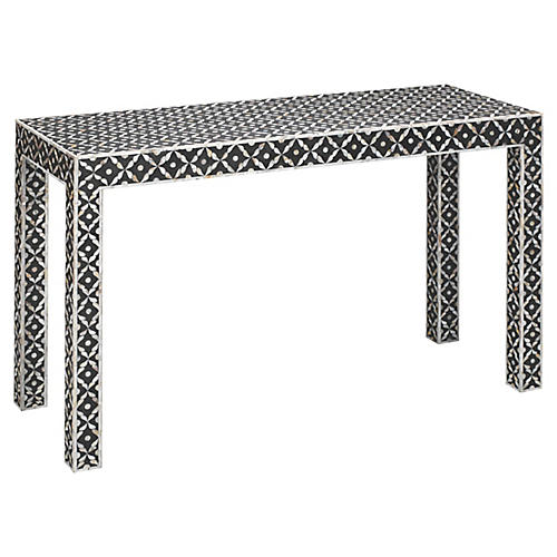 Evelyn Console, Black