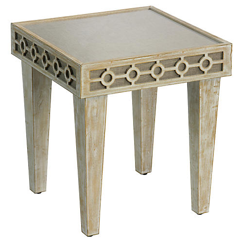 St. John Side Table, Natural