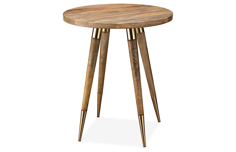 Owen Side Table, Natural