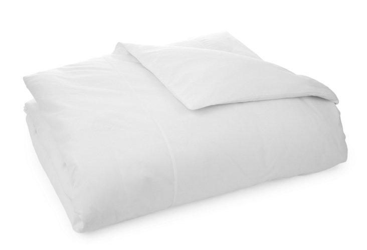 Lux Duvet Cover, White