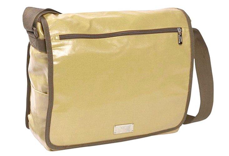 Computer Messenger Bag, Coffee
