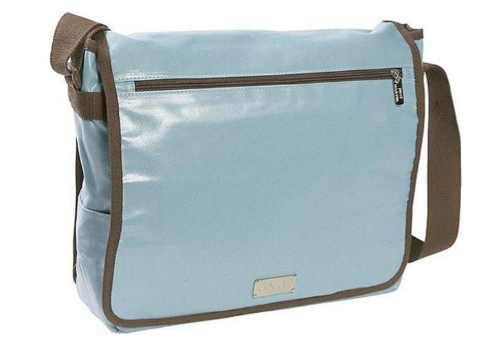 Computer Messenger Bag, Teal