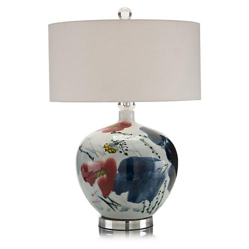 Sweet Accent Table Lamp, Multi