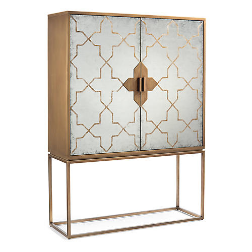 Roma Cabinet, Aztec Gold