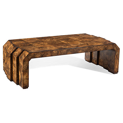Goodwood Coffee Table, Walnut