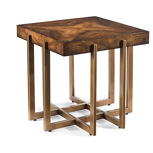 Hexham Side Table, Walnut