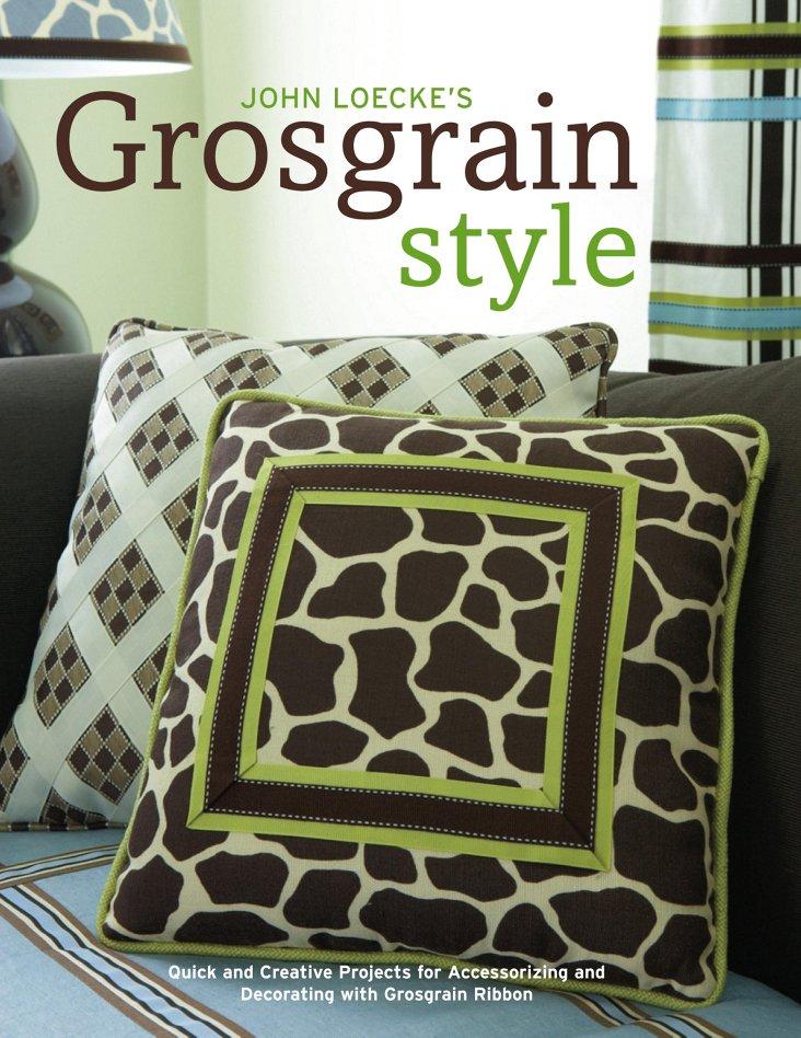 John Loecke's Grosgrain-Style Book